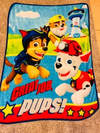 Paw Patrol Throw  Ocala, 34470