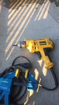 DeWalt cordless hand drill and impact wrench Edmonton, T5A 4A4