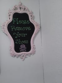 Shabby Chic Blackboard  CAPITOLHEIGHTS