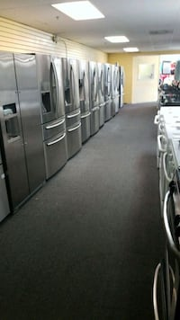 French door stainless steel refrigerator in great  Baltimore