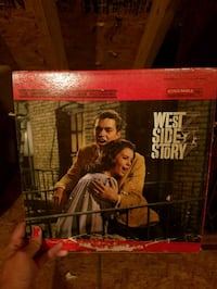 West side story vinyl Chantilly, 20152