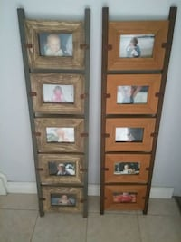 2 picture frames for $8 Mississauga, L5H 3V2