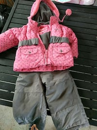 Winter jacket for girl 2 years old  Chambly, J3L 6H6