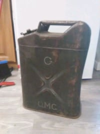 WW -2 Gas can 1940 vintage