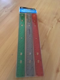 BACK TO SCHOOL RULER SET Bowie, 20715