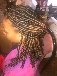 Faux Locs North Little Rock, 72117