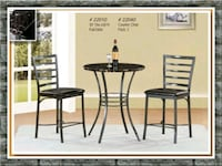 pub Table bar table new with stools  Falls Church, 22041