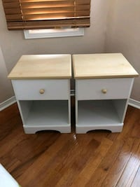 2 wood south shore nightdrawers  Mississauga, L5B 2G5