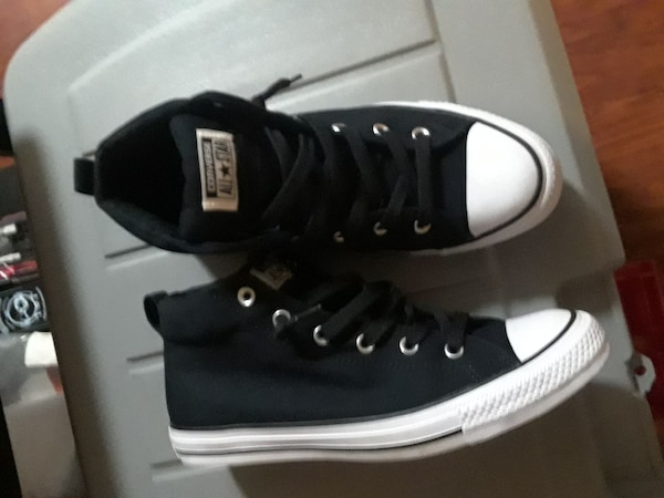 Used Converse all star size 10 for sale in Anchorage - letgo a4c4e8233