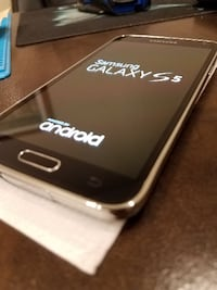 SAMSUNG GALAXY S5 BLACK 16GB *UNLOCKED TO ALL CARRIERS* Mississauga