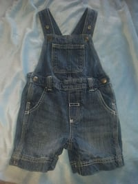 jeans overalls 12-18M