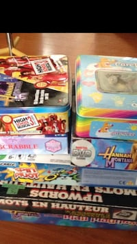 Assorted games Airdrie, T4B 2A5