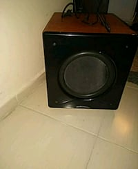 Pure Acoustic SN-10 Subwoofer