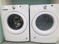 Whirlpool washer and dryer 96 mi