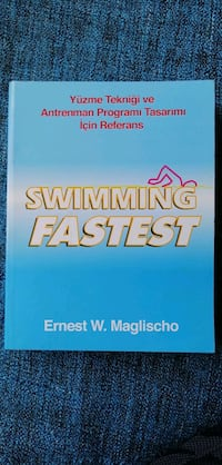 SWIMMING FASTEST - EE. W. MAGLISCHO