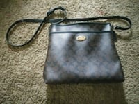 women's brown leather Coach handbag Omaha, 68104