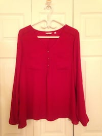 Red blouse CAPITOLHEIGHTS
