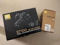 Nikond D7100 Kit (read description) Toronto, M5T 1G4
