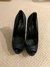 Aldo Shoes worn once size 37 Toronto, M5J 2V7