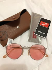 Authentic ray bans 550 km
