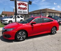 Honda Civic Sedan 2017 Virginia Beach