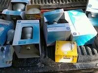 New bulbs different watts/sizes Woodbridge, 22192