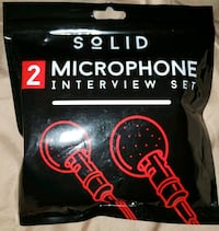 Microphone 2 Pack