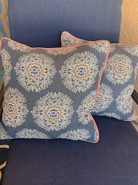Indoor/outdoor pillows  Kingman, 86401