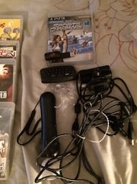 PS3 game with accessories  Amsterdam, 12010