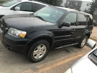 Ford - Escape - 2007 Edmonton, T5E 5Y6