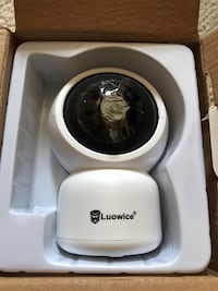 WiFi smart security camera (brand new )