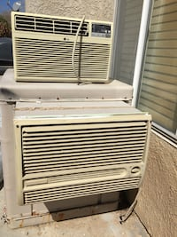 white window-type air conditioner Lancaster, 93535