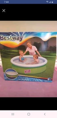 Brand new Kids Pool. I have 2 of them, $12 each