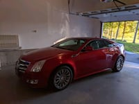 2011 Cadillac CTS Coupe AWD MINT CONDITION