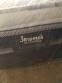 California King size mattresses Brand new with box spring  Pomona, 91768