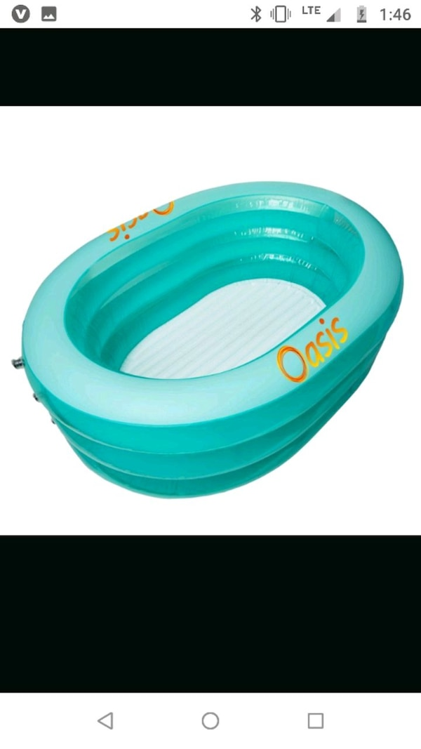 Birth pool and liner