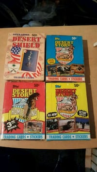 4 unopened boxes Kenilworth, 07033