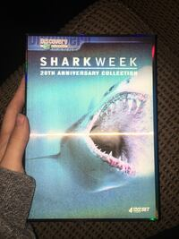 Shark week 20th anniversary DVD set