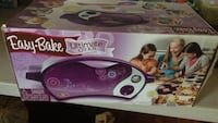 Easy Bake ultimate oven box