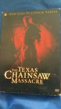 Texas Chainsaw Massacre DVD  Victorville, 92392