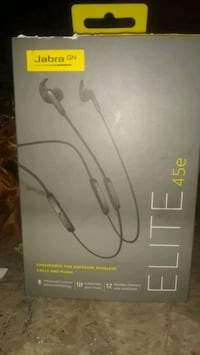 Jabra GN elite 45e Bluetooth headphones 2165 mi