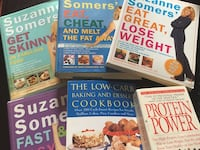 6 Low Carb Lifestyle Books Pickering, L1V 3Y5