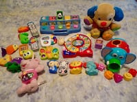 Lot Baby and Toddler Toys Brick, 08723