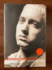 Whatever You Say I Am The Life and Times of Eminem - Biography book Los Alamitos, 90720