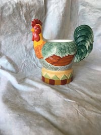 Yankee Candle Rooster (retired) Woodbridge, 07095