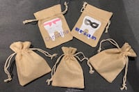 Personalized Tooth Fairy Bags with Name
