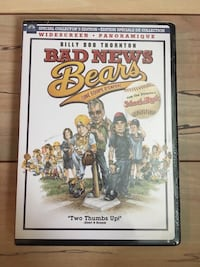 "**BRAND NEW ""BAD NEWS BEARS"" DVD Guelph, N1G 5A9"