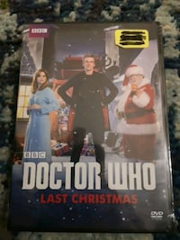 DVD: Doctor who last Christmas Newmarket, L3Y 8M2