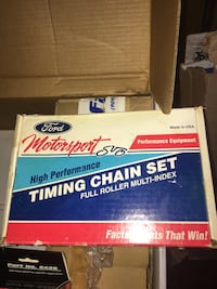 Timing chain set for 302 38 mi