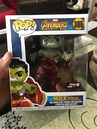 Hulk funko pop San Jose, 95123